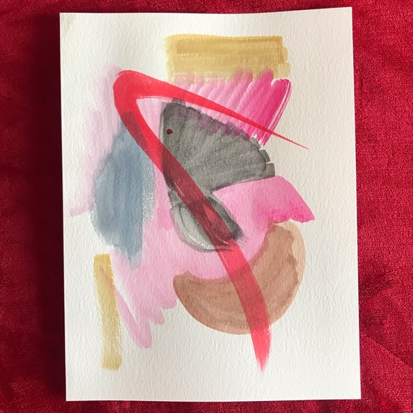 Abstract Art Painting Decorative